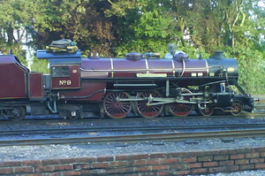 CLICK HERE for the Site of the Romney, Hythe & Dymchurch Railway